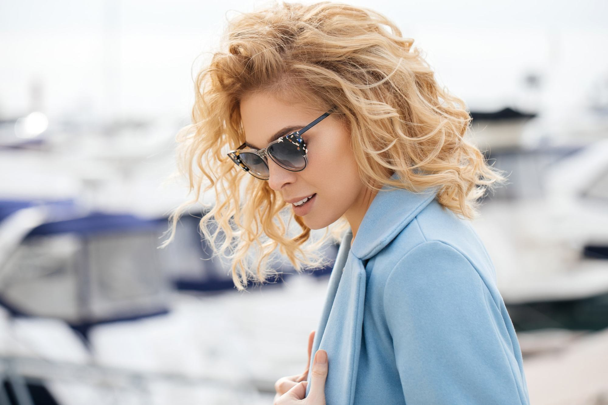 Read The Article About Curly Bob Haircuts For Blonde Hair Here